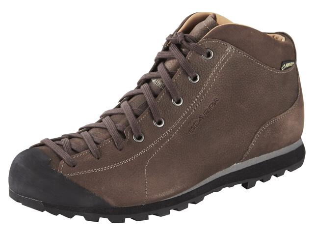 Scarpa Mojito Basic Mid GTX Shoes Men brown